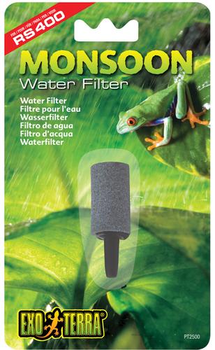 Exo Terra Monsoon RS400 Water Filter (PT2500)