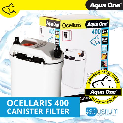 Aqua One Ocellaris 400 Canister Filter (94141)