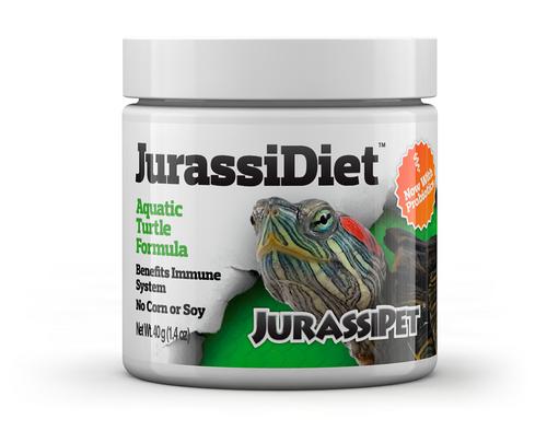 JurassiDiet Aquatic Turtle Formula 40g
