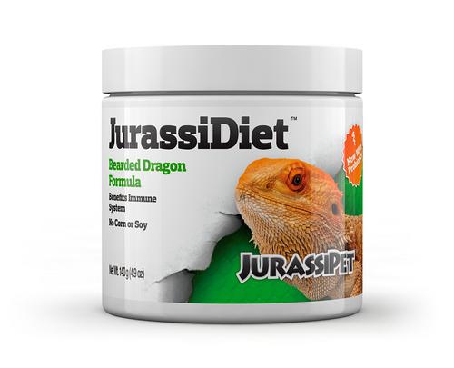 JurassiDiet Bearded Dragon Formula 140g
