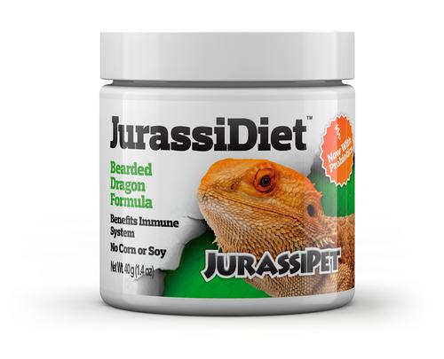 JurassiDiet Bearded Dragon Formula 40g
