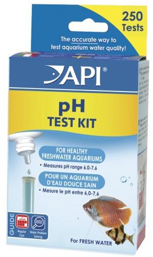 API Freshwater Mini pH Test Kit