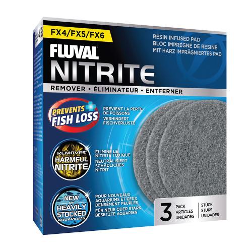 Fluval FX4/FX5/FX6 Nitrite Remover (3pk)