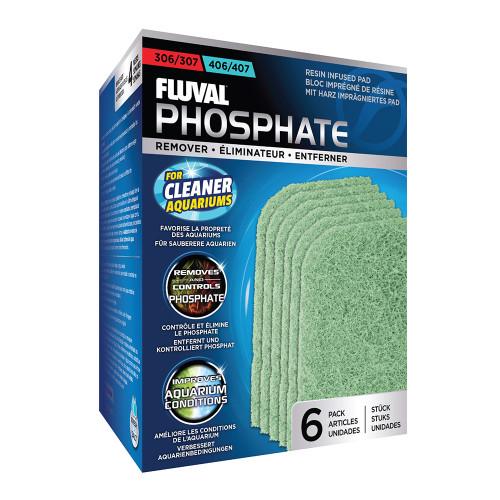 Fluval 306/406 & 307/407 Phosphate Remover (6pk)