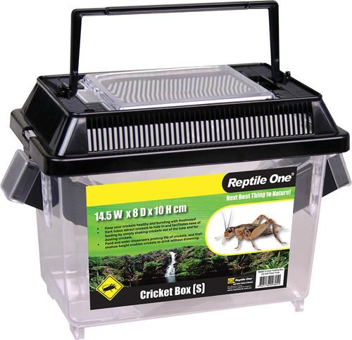 Reptile One Cricket Holding Box - Small (10343)
