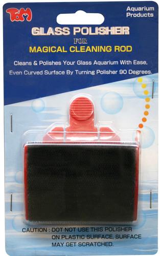 Aqua One MultiClean Scraper Replacement Soft Polishing Pad for Scraper (94405-P)