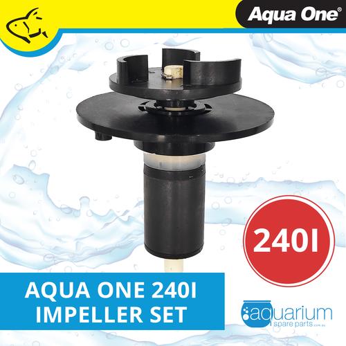 Aqua One MantaRay 6000/8000 Impeller Set 240i (25240i)