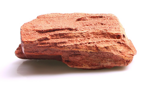 Aqua One Petrified Wood Ornament - Small (37153S)