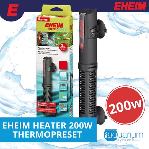 Eheim Thermopreset Heater 200w