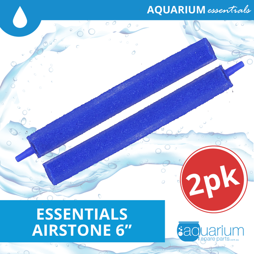 Essentials Airstone 6 inch (2pk) (HJ 102)