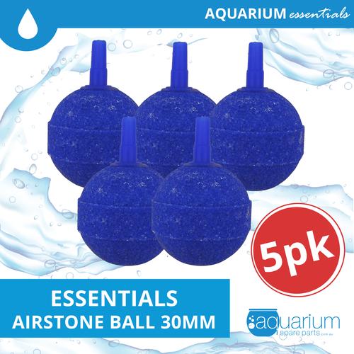 Essentials Airstone Ball 30mm (5pk) (HJ 108)
