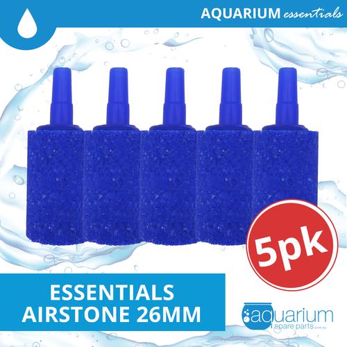 Essentials Airstone 26mm (5pk) (HJ 115)