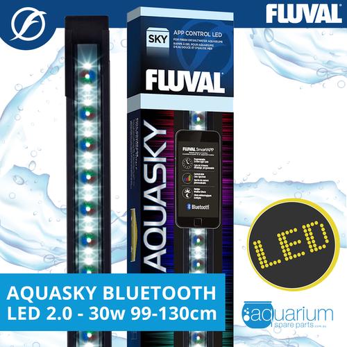 Fluval AquaSky LED 2.0 w/ Bluetooth 30w 99-130cm