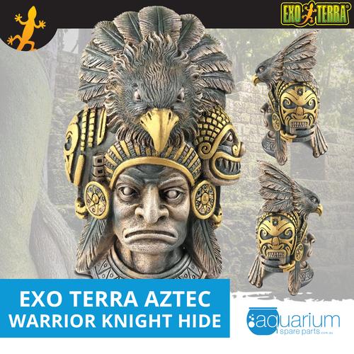 Exo Terra Aztec Eagle Knight Warrior Hide