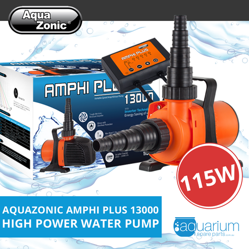 AquaZonic Amphi Plus Amphibious High Power Water Pump 13000LPH