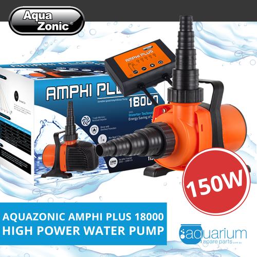AquaZonic Amphi Plus Amphibious High Power Water Pump 18000LPH