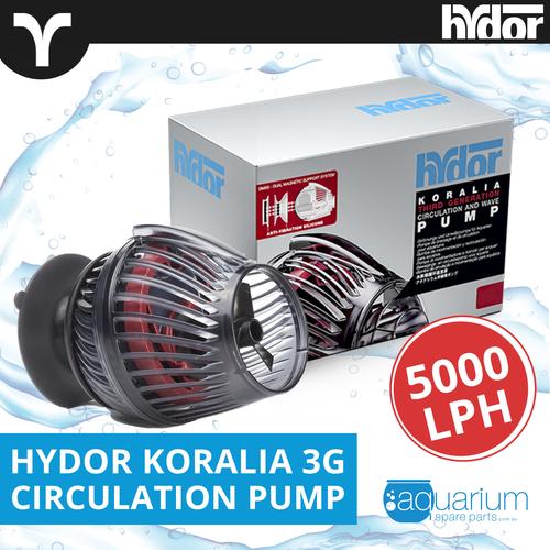 Hydor Koralia 3G Circulation Wave Pump 5000lph