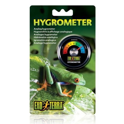 Exo Terra Analog Hygrometer (PT2466)
