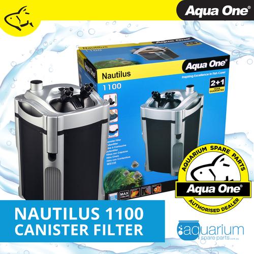 Aqua One Nautilus 1100 Canister Filter (94113)