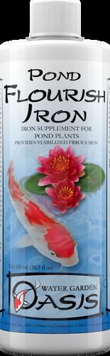 Seachem Pond Flourish Iron 500ml