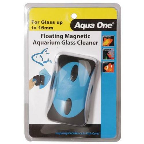 Aqua One Floating Magnet Glass Cleaner (XL) (10104)
