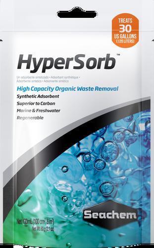 Seachem Hypersorb 100ml Bagged