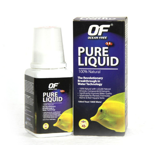 Ocean Free Pure Liquid 100ml