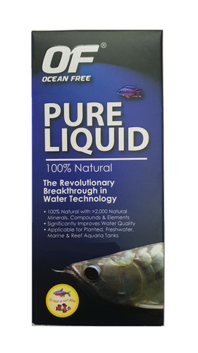 Ocean Free Pure Liquid 500ml