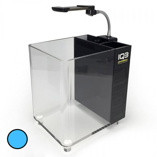 Dymax IQ3 Acrylic Aquarium Misty Blue - 6.5L (DM004)