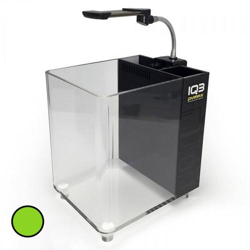 Dymax IQ3 Acrylic Aquarium Nature Green - 6.5L (DM005)