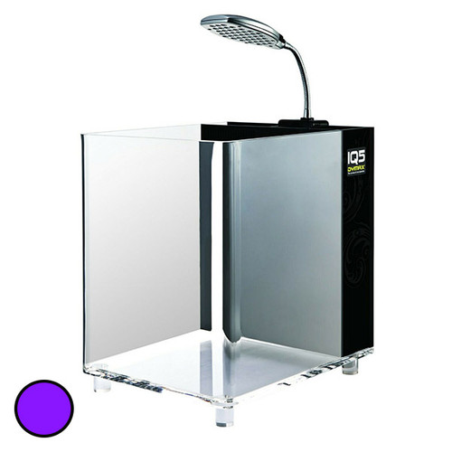 Dymax IQ5 Acrylic Aquarium Purple Amethyst - 13L (DM008)