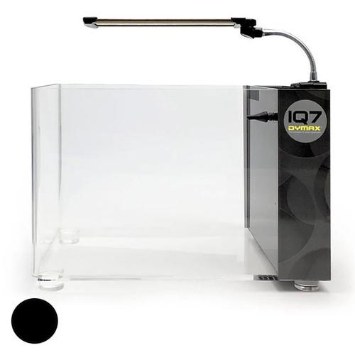 Dymax IQ7 Acrylic Aquarium Black - 18L (DM384)