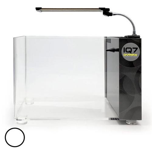 Dymax IQ7 Acrylic Aquarium Crystal White - 18L (DM385)