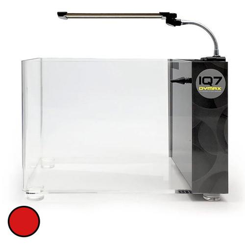 Dymax IQ7 Acrylic Aquarium Spicy Red - 18L (DM386)