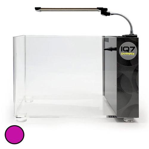 Dymax IQ7 Acrylic Aquarium Fushia Pink - 18L (DM387)