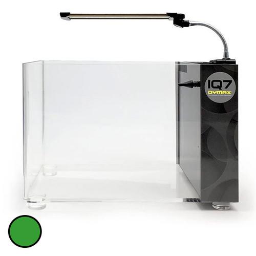 Dymax IQ7 Acrylic Aquarium Palm Green - 18L (DM388)