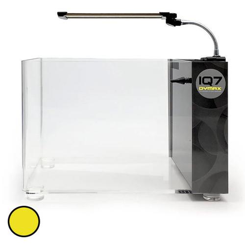 Dymax IQ7 Acrylic Aquarium Desert Yellow - 18L (DM390)