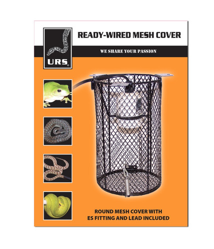 URS Ready Wired Mesh Cover - 160 x 260mm (04.22)