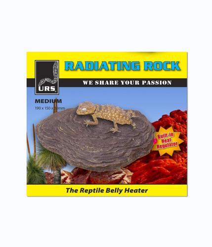 URS Radiating Rock - Medium 12w 190 x 150mm (04.01b)