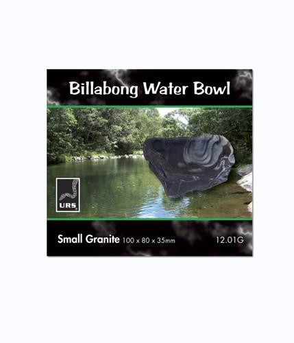 URS Billabong Bowl sm Granite 10 x 8 x 3.5cm 75ml v  (12.01G)