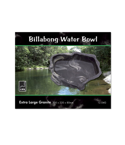 URS Billabong Bowl XLge Granite 30 x 22 x 8cm 1.7L v (12.04G)