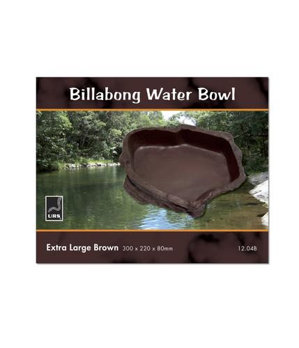URS Billabong Bowl X Lge Brown 30 x 22 x 8cm 1.7L v (12.04B)