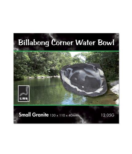 URS Billabong Cnr Bowl Sm Gr 13 x 11 x 4cm 125ml v (12.05G)