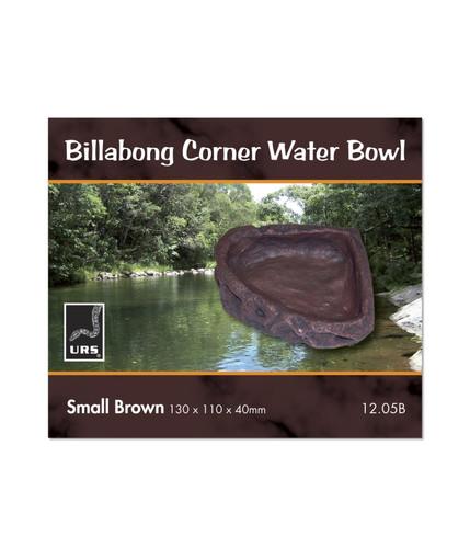 URS Billabong Cnr Bowl Sm Br 13 x 11 x 4cm 125ml v (12.05B)