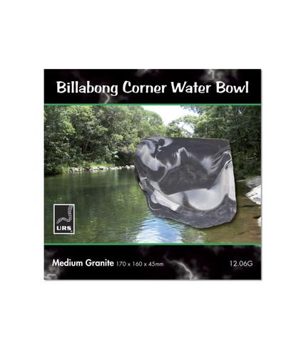 URS Billabong Cnr Bowl Med Gr 17 x 16 x 4.5cm 350ml v (12.06G)