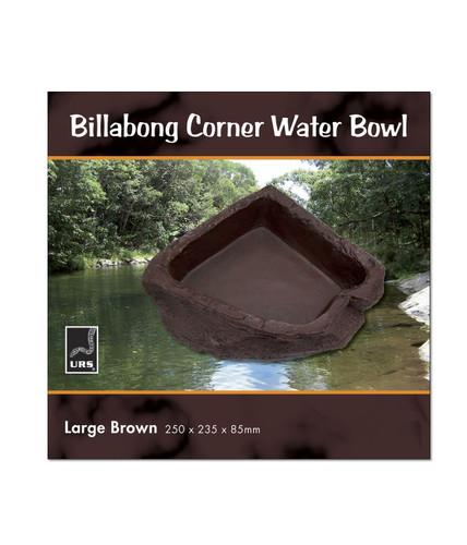 URS Billabong Cnr Bowl Lge Br 25 x 23 x 8.5cm 1.35L v (12.07B)