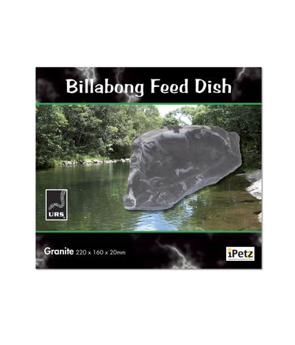 URS Billabong Feed Dish Granite 22 x 16 x 2cm (12.08G)