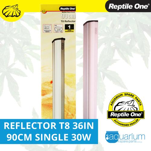 Reptile One Reflector 36in 90cm Single T8 30W (46573R)