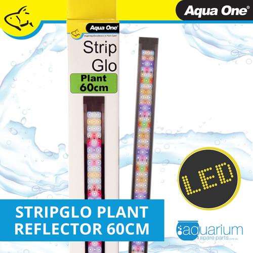 Aqua One StripGlo Plant LED Reflector 60cm 17.5W (59024)
