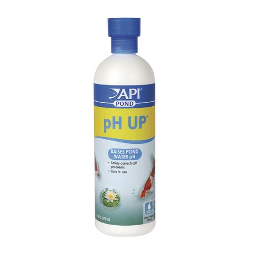 API Pond Care pH Up 473ml